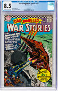 Silver Age (1956-1969):Science Fiction, Star Spangled War Stories #127 (DC, 1966) CGC VF+ 8.5 Off-white to white pages....