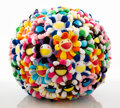 Collectible:Contemporary, Takashi Murakami (Japanese, b. 1962). Flower Ball, 2008. Plush. 15 x 15 inches (38.1 x 38.1 cm). Ed. 75/200. Produced by...