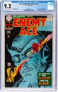 Silver Age (1956-1969):War, Star Spangled War Stories #138 (DC, 1968) CGC NM- 9.2 Off-white to white pages....