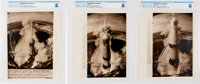 "AP ORIGINAL WIREPHOTOS: Three Photos- ""Lift Off"", ""Going Up"", and ""Still Going"" July 17, 1..."