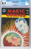 Golden Age (1938-1955):Miscellaneous, Magic Comics #18 (David McKay Publications, 1941) CGC VF+ 8.5 Off-white to white pages....