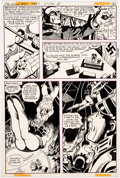 "Original Comic Art:Panel Pages, Ric Estrada Showcase #104 Pages from ""Graves with No Names""Original Art Group of 3 (DC Comics, 1978).... (Total: 3 OriginalArt)"