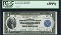 Fr. 714 $1 1918 Federal Reserve Bank Note PCGS Choice New 63PPQ
