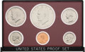 Explorers:Space Exploration, Coins: 1976-S United States Bicentennial Proof Set Directly From The Armstrong Family Collection™, CAG Certified. ...