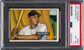 Baseball Cards:Singles (1950-1959), 1951 Bowman Willie Mays #305 PSA VG-EX 4....