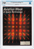 Explorers:Space Exploration, Magazines: Aviation Week & Space Technology Dated December 23, 1968, Directly From The Armstrong Family Collection...