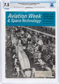 Explorers:Space Exploration, Magazines: Aviation Week & Space Technology Dated September 11, 1967, Directly From The Armstrong Family Collectio...