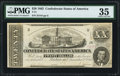 Confederate Notes:1862 Issues, T51 $20 1862 PF-4 Cr. 365 PMG Choice Very Fine 35.. ...