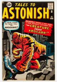 Tales to Astonish #25 (Marvel, 1961) Condition: FN+
