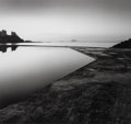Photographs:Gelatin Silver, Michael Kenna (British/American, b. 1953). In the Balance, Dinard, Brittany, France, 1993. Sepia toned gelatin silver, 1...