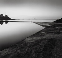 Michael Kenna (British/American, b. 1953) In the Balance, Dinard, Brittany, France, 1993 Sepia toned gelatin silver, 1...
