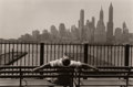 Photographs:Gelatin Silver, Louis Stettner (American, 1922-2016). Promenade, Brooklyn,1954. Gelatin silver, printed later. 11-7/8 x 17-7/8 inches (...