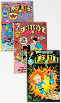 Super Richie File Copies Group of 67 (Harvey, 1975-79) Condition: Average NM-.... (Total: 67 Comic Books)