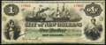 Obsoletes By State:Louisiana, New Orleans, LA- City of New Orleans $1 Jan. 1, 1868 Fine-Very Fine.. ...