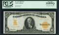 Fr. 1172 $10 1907 Gold Certificate PCGS Very Fine 35PPQ