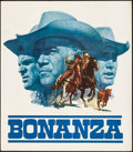 "Movie Posters:Western, Bonanza (NBC, 1966). Rolled, Very Fine-. Special Television Poster (21"" X 24"") James Bama Artwork. Western.. ..."