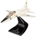 Explorers:Space Exploration, NASA 10377 Northrop T-38 Talon Supersonic Trainer Model on Base Directly From The Armstrong Family Collection™, CAG Certif...