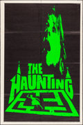 """Movie Posters:Horror, The Haunting (MGM, 1963). Folded, Very Fine-. One Sheet (27"""" X 41""""), Lobby Card, & Autographed Lobby Card (11"""" X 14""""). Horro... (Total: 3 Items)"""