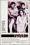 "Movie Posters:Comedy, Pretty in Pink (Paramount, 1986). Rolled, Very Fine/Near Mint. OneSheet (27"" X 41""). Comedy.. ..."