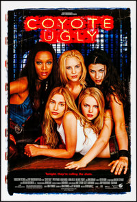 """Coyote Ugly & Other Lot (Touchstone, 2000). Rolled, Very Fine/Near Mint. One Sheets (3) (27"""" X 40"""") DS. Co..."""