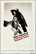 """Movie Posters:Action, Magnum Force (Warner Brothers, 1973). Folded, Very Fine. One Sheet(27"""" X 41""""). Action.. ..."""