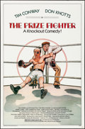 "Movie Posters:Comedy, The Prize Fighter & Other Lot (New World, 1979). Folded, VeryFine-. One Sheets (2) (27"" X 41"" & 25.5"" X 38.5""). Comedy.. ...(Total: 2 Items)"