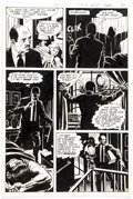 Original Comic Art:Panel Pages, Wally Wood The Witching Hour #15 Story Page 4 Original Art (DC Comics, 1971)....