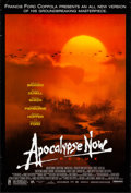 "Movie Posters:War, Apocalypse Now: Redux (United Artists, R-2001). Rolled, Very Fine.One Sheet (27"" X 40"") SS. War.. ..."