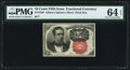 Fractional Currency:Fifth Issue, Fr. 1266 10¢ Fifth Issue PMG Choice Uncirculated 64 EPQ.. ...