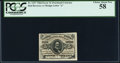 Fractional Currency:Third Issue, Fr. 1237 5¢ Third Issue PCGS Choice About New 58.. ...