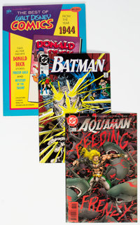 Modern Age Comics Group of 91 (Various Publishers, 1980s-90s) Condition: Average VF+.... (Total: 91 Comic Books)