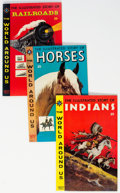 Silver Age (1956-1969):Classics Illustrated, World Around Us Group of 12 (Gilberton, 1958-60) Condition: Average FN/VF.... (Total: 12 Comic Books)