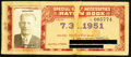 Miscellaneous:Other, (Japan) Special Daily Necessities Ration Book/Director Tokyo International Trade and Industry Bureau Non-Denominated Coupons 7...