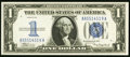 Fr. 1606 $1 1934 Silver Certificate. Choice Crisp Uncirculated
