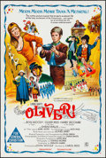 "Movie Posters:Academy Award Winners, Oliver! (Columbia, 1968). Folded, Near Mint. Australian One Sheet(27"" X 40""). Academy Award Winners.. ..."