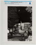 Explorers:Space Exploration, Armstrong Family Personal: New York Times Photograph of Neil Armstrong's El Lago, Texas Home, 1969, Directly F...