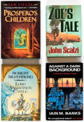 Books:Miscellaneous, Assorted Science Fiction/Fantasy Books Group of 40 (Various Publishers, 1980s-2000s)....