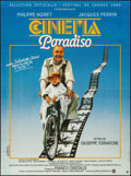 "Movie Posters:Foreign, Cinema Paradiso (Ariane, 1990). Folded, Very Fine+. French Grande(46"" X 61.75""). Foreign.. ..."