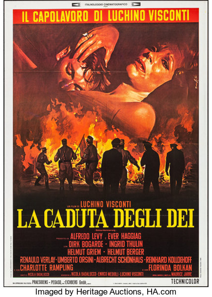 Visconti the damned streaming