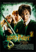 "Movie Posters:Fantasy, Harry Potter and the Chamber of Secrets (Warner Brothers, 2002).Rolled, Very Fine. One Sheet (27"" X 40"") DS. Fantasy.. ..."