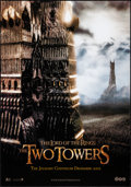 """Movie Posters:Fantasy, The Lord of the Rings: The Two Towers (New Line, 2002). Rolled, Very Fine. Dutch One Sheet (27.5"""" X 39.25"""") SS. Fantasy.. ..."""