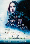 "Movie Posters:Science Fiction, Rogue One: A Star Wars Story (Walt Disney Studios, 2016). Rolled,Very Fine/Near Mint. Dutch One Sheet (27.5"" X 39.25""). Sci..."