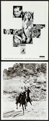 """The Misfits & Other Lot (United Artists, 1961). Very Fine. Photos (2) (8"""" X 10"""") & Magazine (M..."""