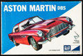 "Movie Posters:James Bond, Aston Martin DB5 Model Kit (Model Products, 1960s). Very Fine-.1/32 Scale Plastic Model Kit with Display Stand (8"" X 2.5"" X..."