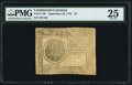 Continental Currency September 26, 1778 $7 PMG Very Fine 25