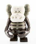 Collectible:Contemporary, KAWS X Bounty Hunter. Skull Kun (Brown), 2006. Painted cast vinyl. 6-1/2 x 5-1/4 x 3-1/4 inches (16.5 x 13.3 x 8.3 cm). ...