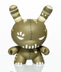 Collectible:Contemporary, Tristan Eaton x Kidrobot. Voodoo Swamp Dunny, 2004. Painted cast vinyl. 7-1/2 x 5-1/2 x 3-1/2 inches (19.1 x 14 x 8.9 cm...