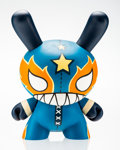 Collectible:Contemporary, Tristan Eaton X Kidrobot. El Robo Loco Dunny. Painted cast vinyl. 20-1/4 x 13-1/2 x 9 inches (51.4 x 34.3 x 22.9 cm). St...