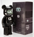 Collectible:Contemporary, BE@RBRICK X G-Shock. Casio G-Shock Man 1000%, 2015. Painted cast vinyl. 28-1/2 x 14-1/2 x 9 inches (72.4 x 36.8 x 22.9 c...