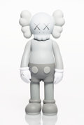 Collectible:Contemporary, KAWS (b. 1974). Companion (Grey), 2016. Painted cast vinyl. 10-1/2 x 4-1/2 x 2-1/2 inches (26.7 x 11.4 x 6.4 cm). Open E...